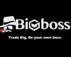 ビッグボス証券会社のロゴ